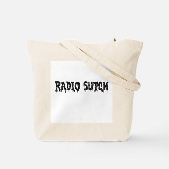 RADIO SUTCH London 1964 - Tote Bag
