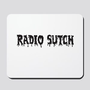 RADIO SUTCH London 1964 -  Mousepad
