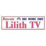 Lilith TV (Bumper Sticker)