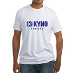 KYNO Fresno 1973 -  Fitted T-Shirt