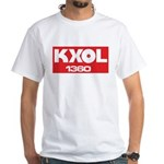 KXOL Ft Worth 1973 - White T-Shirt