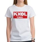 KXOL Ft Worth 1973 - Women's T-Shirt