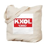 KXOL Ft Worth 1973 -  Tote Bag
