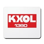 KXOL Ft Worth 1973 -  Mousepad