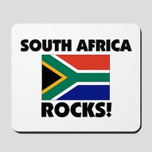 South Africa Rocks Mousepad