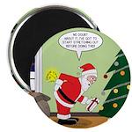 Santa and Stretching 2.25