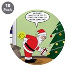 Santa and Stretching 3.5