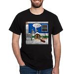 Yard Mixed-Size Nativity Dark T-Shirt