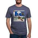 Yard Mixed-Size Nativity Mens Tri-blend T-Shirt