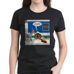 Yard Mixed-Size Nativity Women's Classic T-Shirt