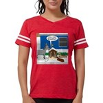 Yard Mixed-Size Nativity Womens Football Shirt