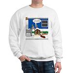 Yard Mixed-Size Nativity Sweatshirt