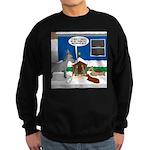 Yard Mixed-Size Nativity Sweatshirt (dark)