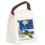 Yard Mixed-Size Nativity Canvas Lunch Bag