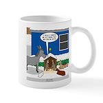 Yard Mixed-Size Nativity 11 oz Ceramic Mug