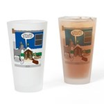 Yard Mixed-Size Nativity Drinking Glass