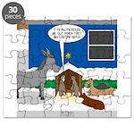 Yard Mixed-Size Nativity Puzzle