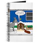 Yard Mixed-Size Nativity Journal
