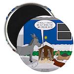 Yard Mixed-Size Nativity Magnet