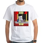 health nut santa Men's Classic T-Shirts
