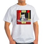 health nut santa Light T-Shirt