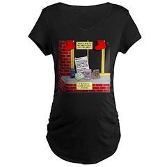 health nut santa T-Shirt
