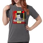 health nut santa Womens Comfort Colors® Shirt
