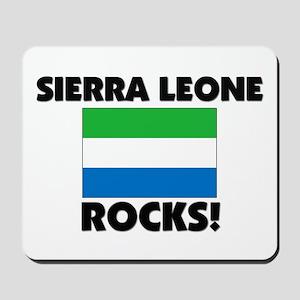 Sierra Leone Rocks Mousepad