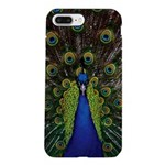 Peacock iPhone 7 Plus Tough Case