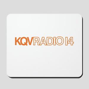 KQV Pittsburgh 1967 -  Mousepad
