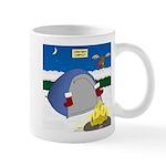 Christmas Campout 11 oz Ceramic Mug