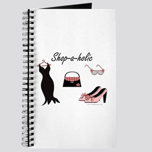 Shop-a-holic Journal