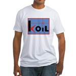 KOIL Omaha 1958 -  Fitted T-Shirt