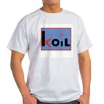 KOIL Omaha 1958 -  Ash Grey T-Shirt