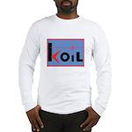 KOIL Omaha 1958 -  Long Sleeve T-Shirt