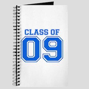 Class Of 09 (Blue Varsity) Journal