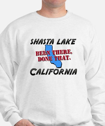 shasta lake california - been there, done that Swe