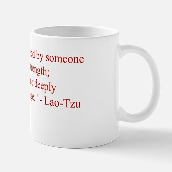 Lao-Tzu on Love Mug