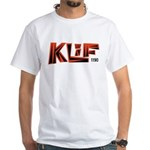 KLIF Dallas 1968 - White T-Shirt