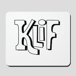 KLIF Dallas 1961 -  Mousepad
