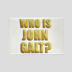 Galt's Gulch Refrigerator / File Cabinet Magnet