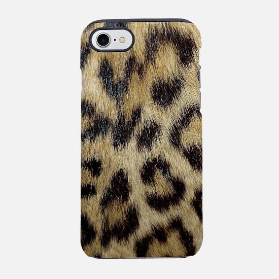 Leopard Print iPhone 7 Tough Case