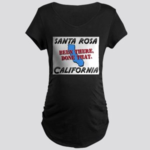 santa rosa california - been there, done that Mate