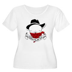 Outlaw Skull T-Shirt