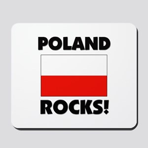 Poland Rocks Mousepad