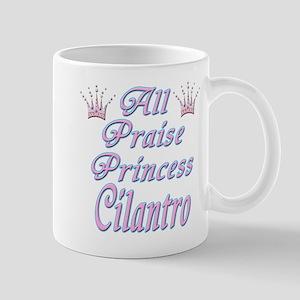 Princess Cilantro Mug