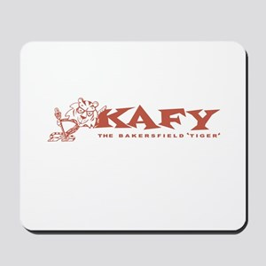 KAFY Bakersfield 1966 -  Mousepad