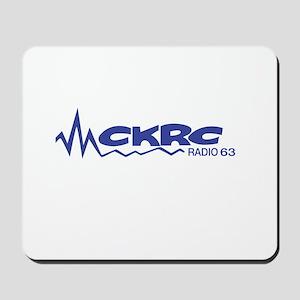 CKRC Winnipeg 1971 -  Mousepad