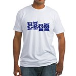 CKGM Montreal 1959 -  Fitted T-Shirt