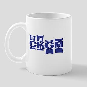 CKGM Montreal 1959 -  Mug